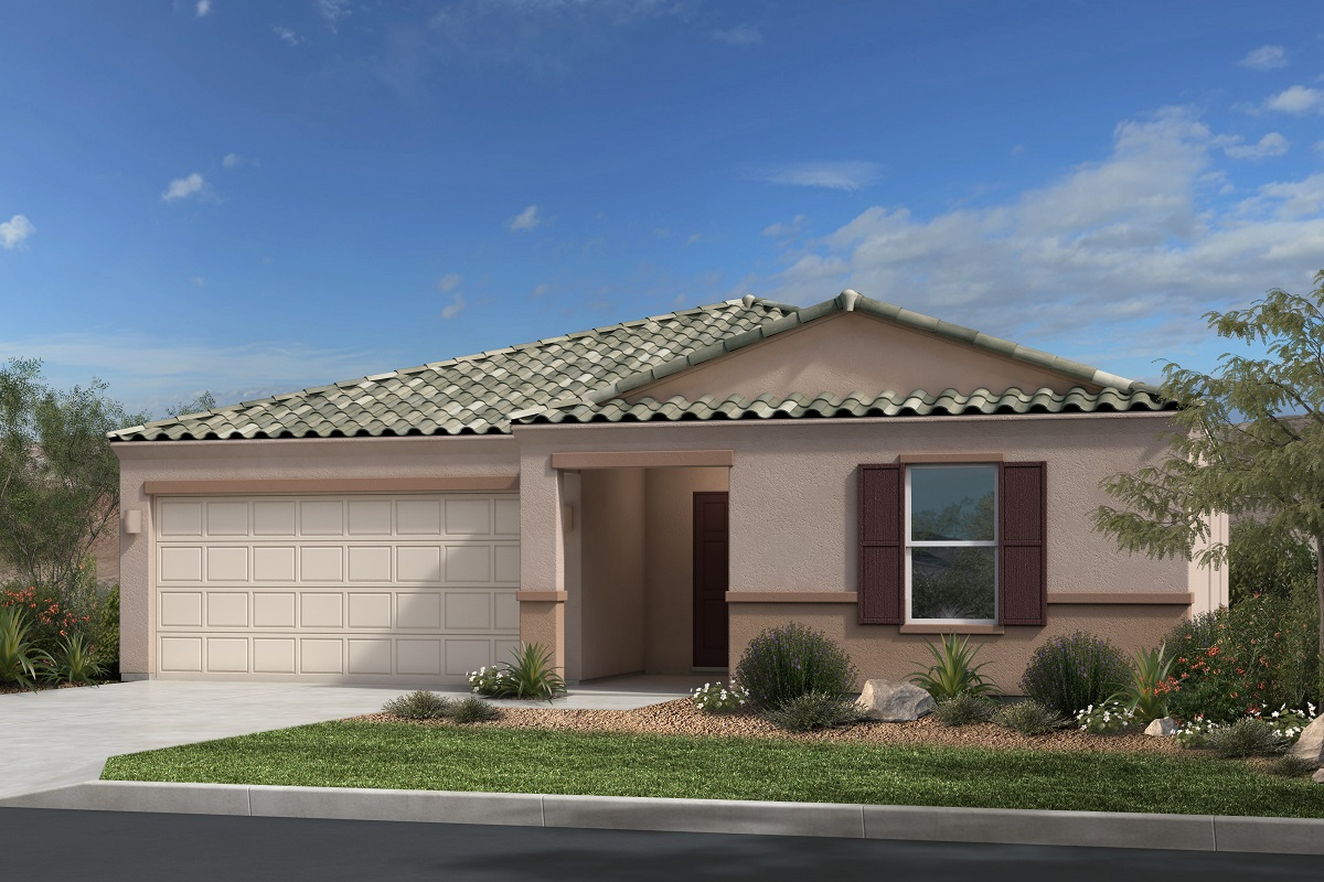 New Homes in Gold Canyon, AZ - Plan 1638