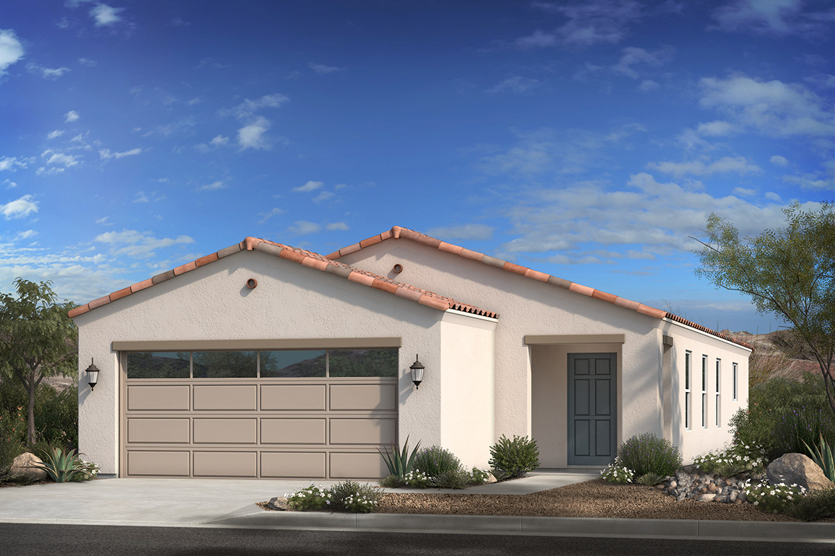 New Homes in Coolidge, AZ - Plan 1238