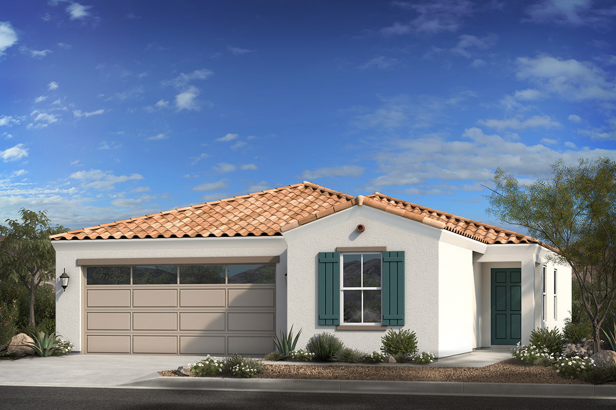 New Homes in Coolidge, AZ - Plan 1439