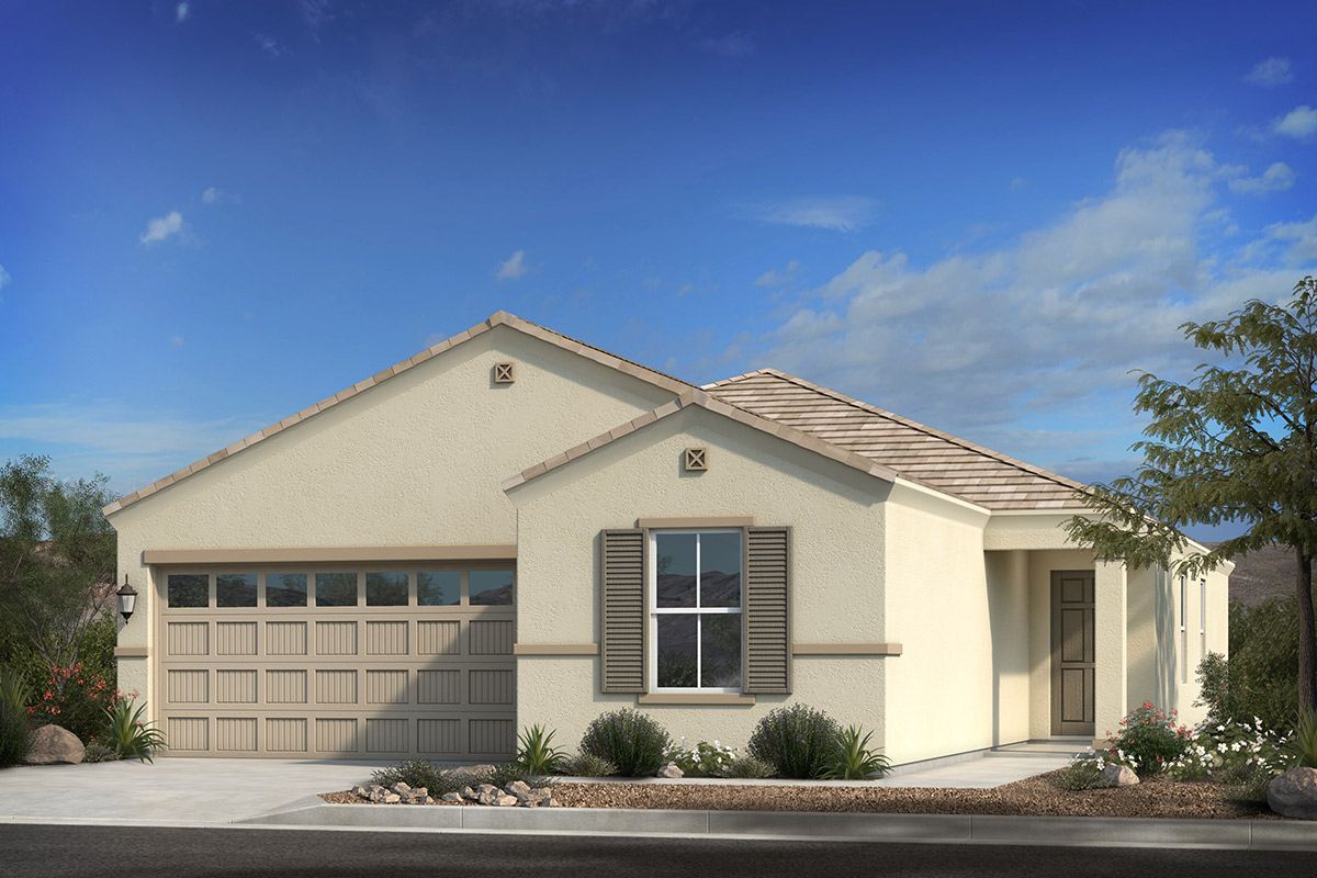 New Homes in Coolidge, AZ - Elevation C