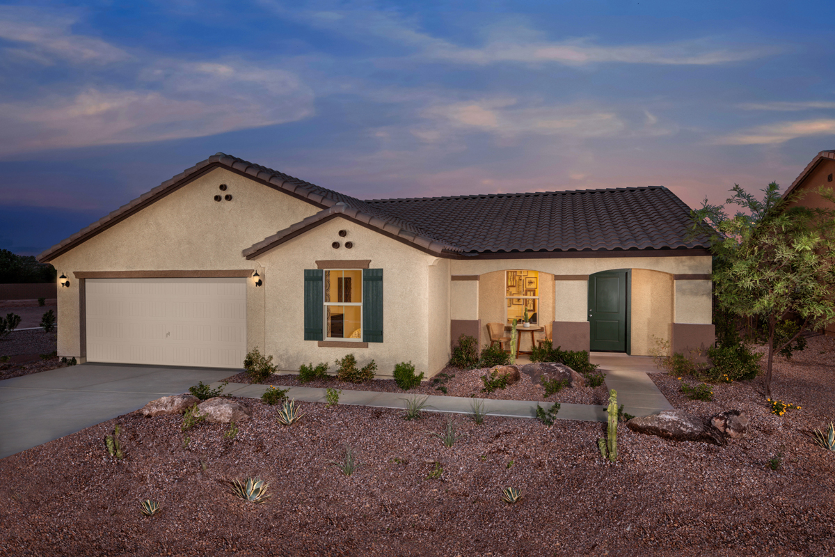 New Homes in Maricopa, AZ - Plan 1708 Modeled