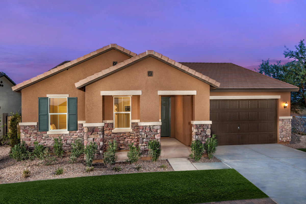 New Homes in Maricopa, AZ - Plan 2096 Modeled