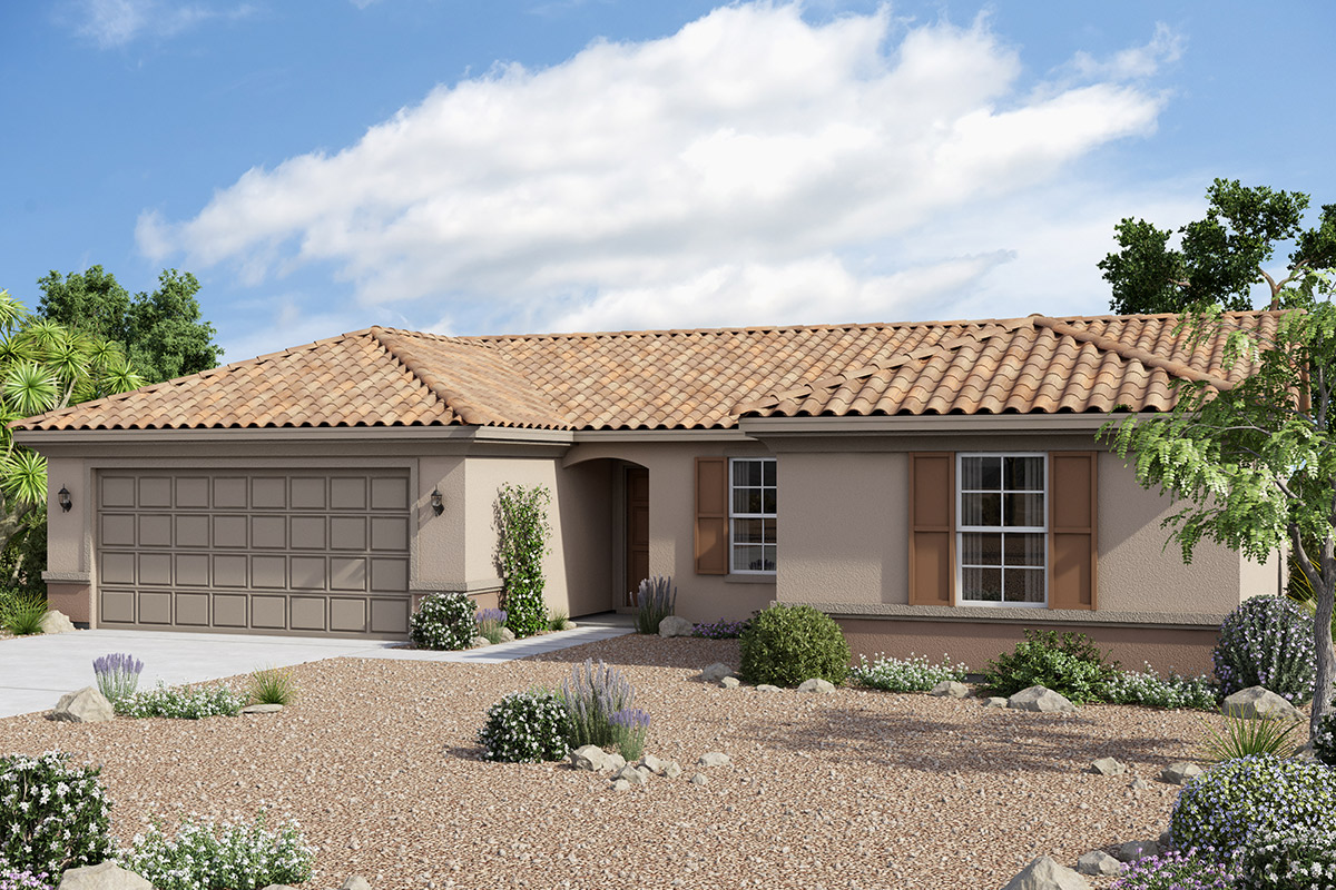 New Homes in Maricopa, AZ - Homestead II Plan 1411 Southern Italian 'B'