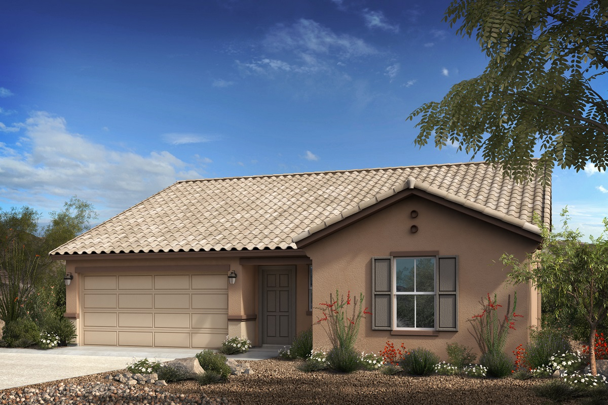 New Homes in Goodyear, AZ - Plan 1483