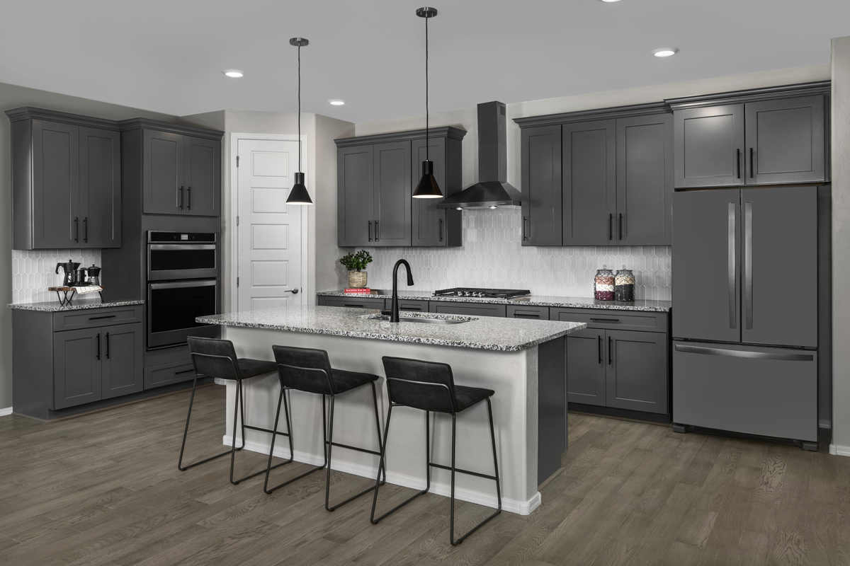 New Homes in Gilbert, AZ - Layton Lakes Plan 2046 Kitchen