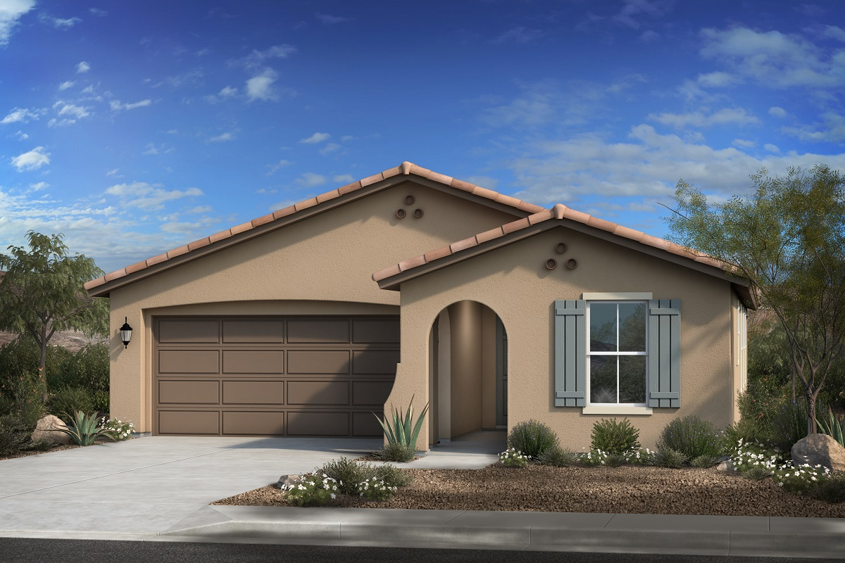New Homes in Gilbert, AZ - Plan 1831 Elevation A