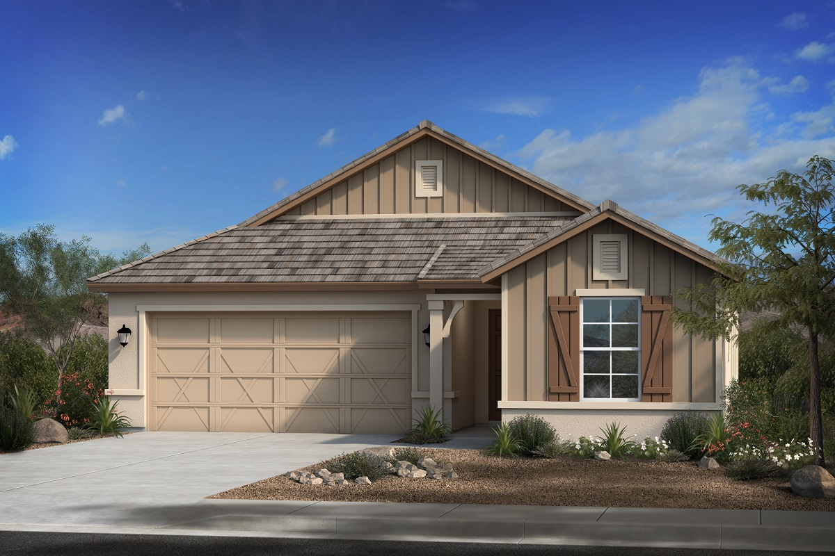 New Homes in Gilbert, AZ - Plan 1831 Elevation C