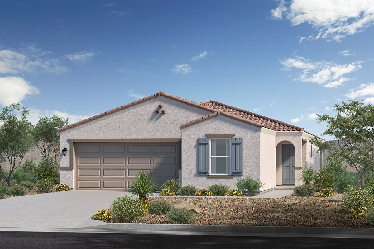New Homes in Avondale, AZ - Plan 1849