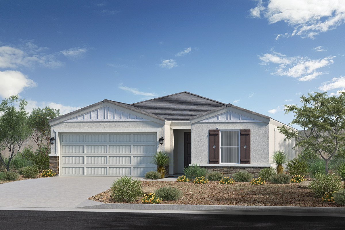 New Homes in Avondale, AZ - Marbella Park Plan 1972 Elevation D