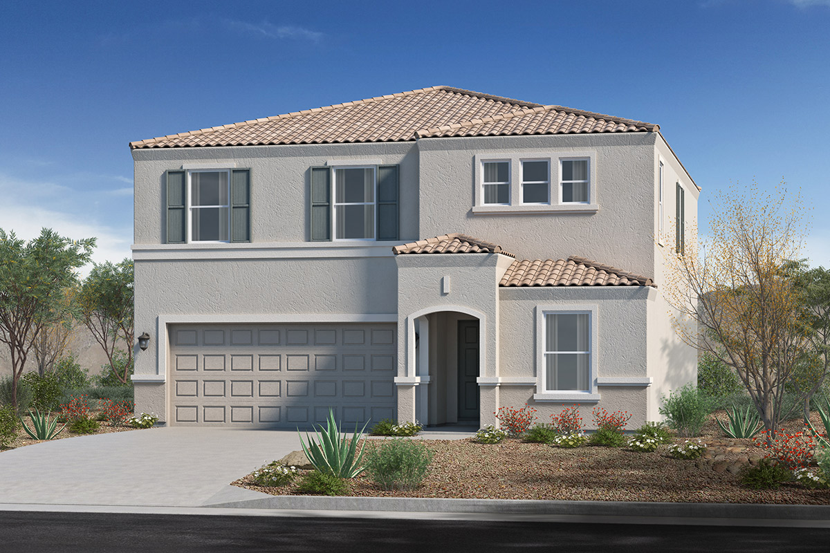 New Homes in Avondale, AZ - Marbella Park Plan 2380 Elevation B