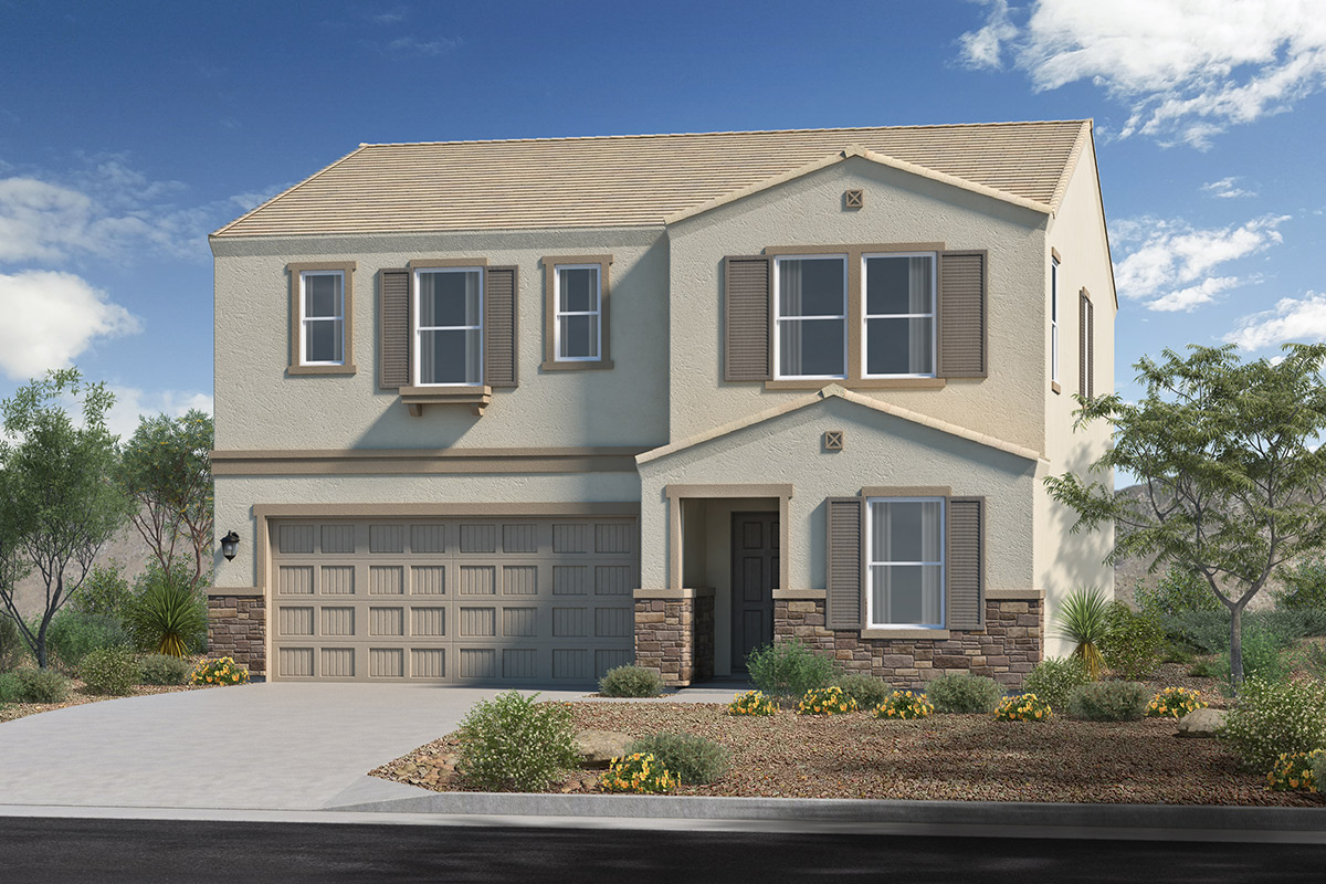 New Homes in Avondale, AZ - Elevation C