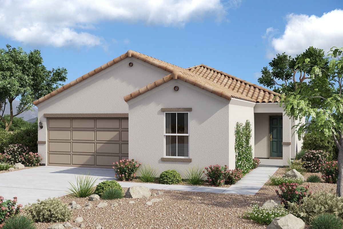 New Homes in Glendale, AZ - Plan 1859 Spanish 'A'