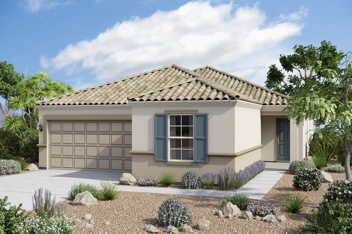 New Homes in Glendale, AZ - Plan 1859 Southern Italian 'B'