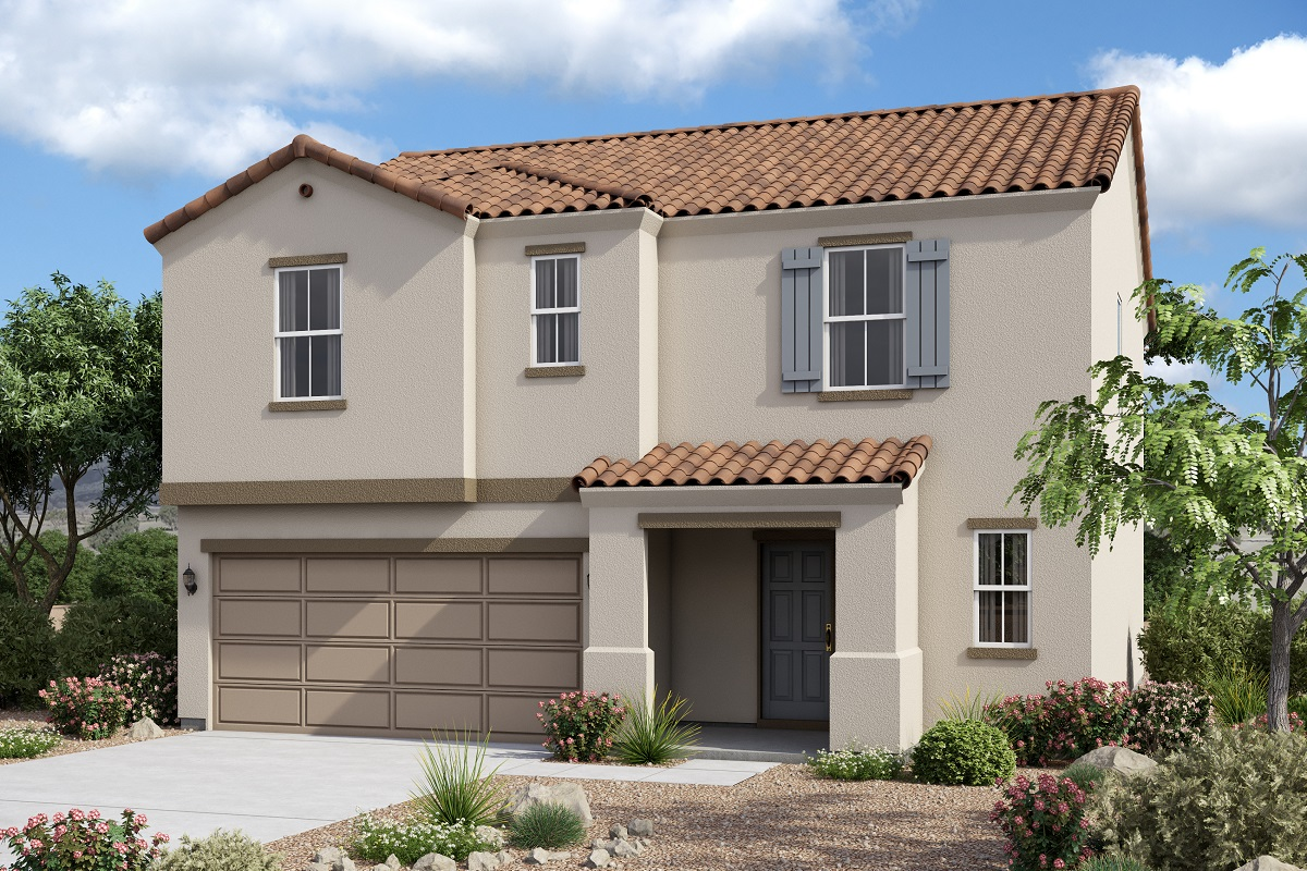 New Homes in Glendale, AZ - Plan 2068