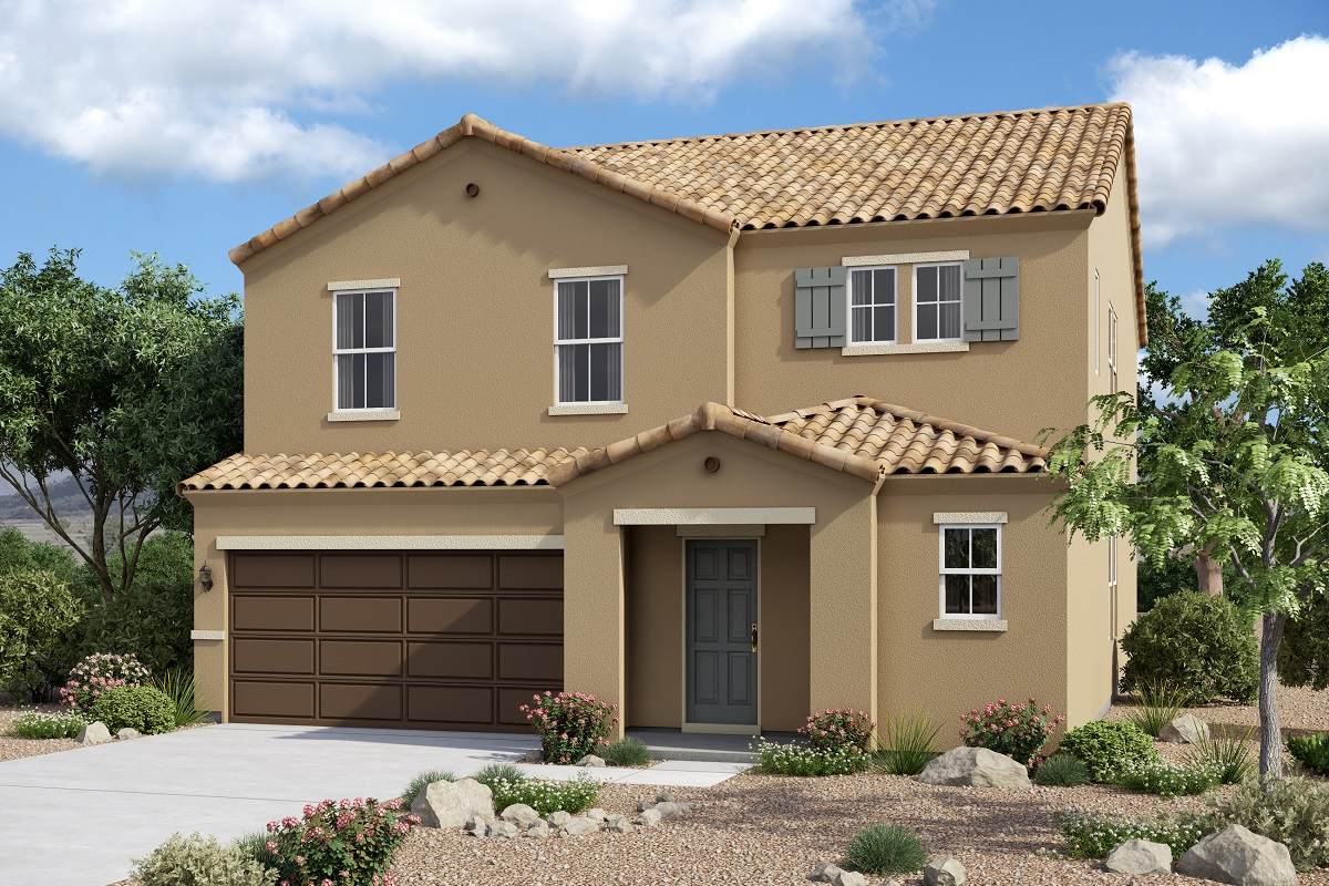 New Homes in Glendale, AZ - Plan 2575 Spanish 'A'
