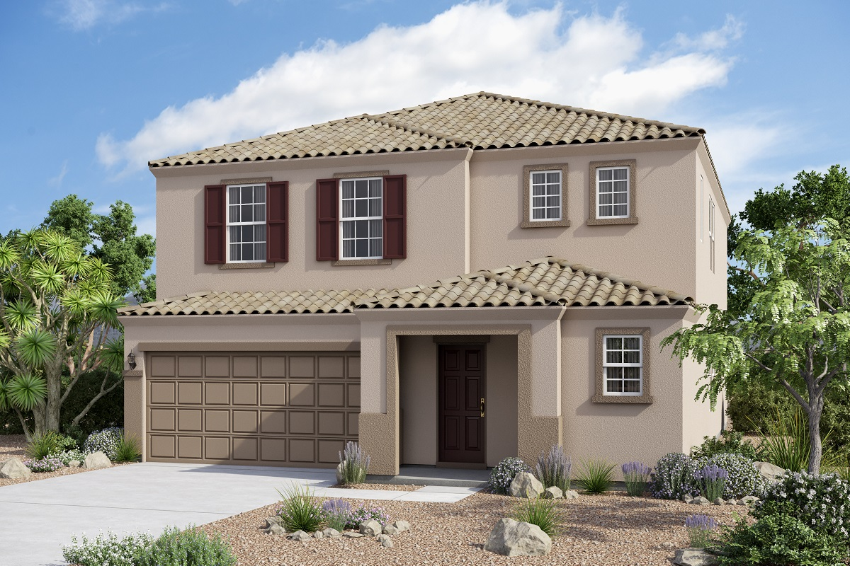 New Homes in Glendale, AZ - Marbella Ranch Plan 2575 Southern Italian 'B'