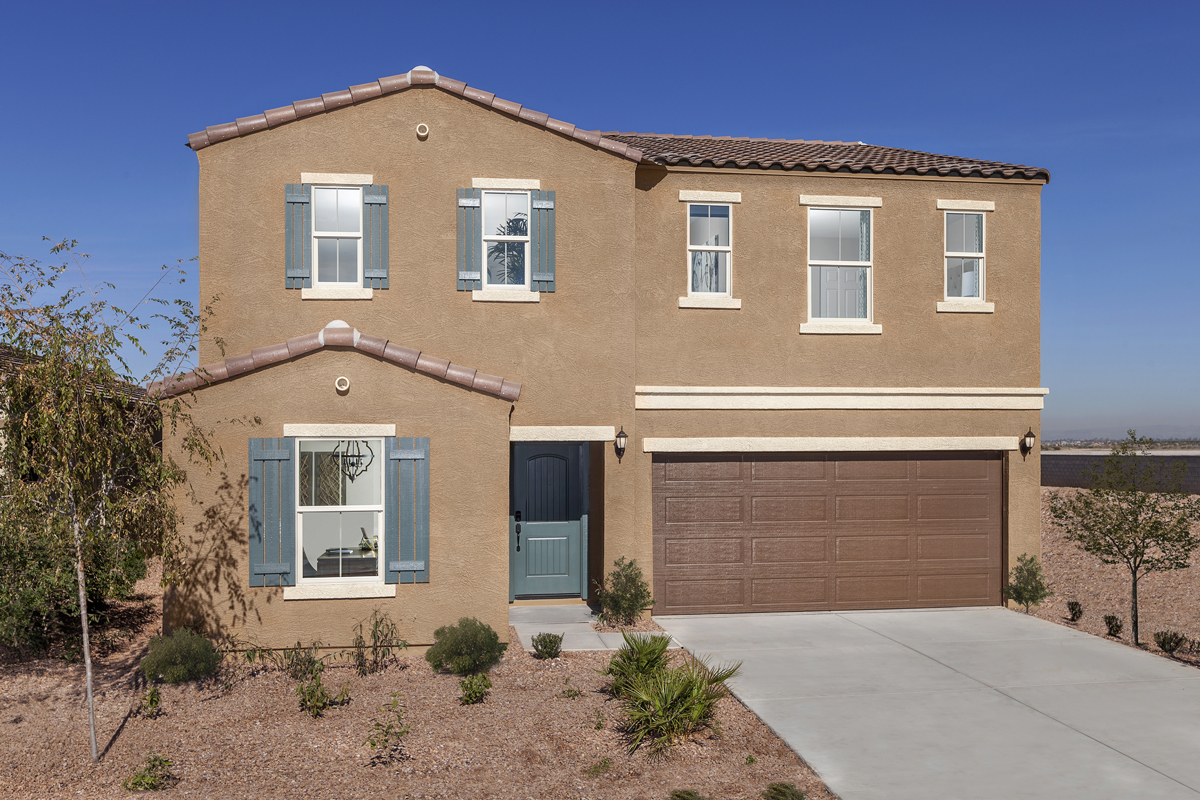 New Homes in Glendale, AZ - Marbella Ranch Plan 2419 Exterior