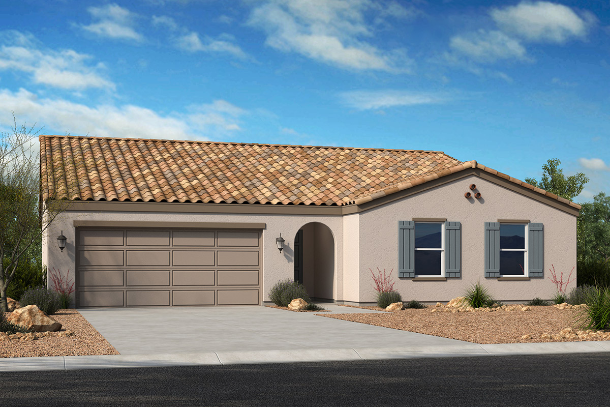 New Homes in Casa Grande, AZ - Elevation A