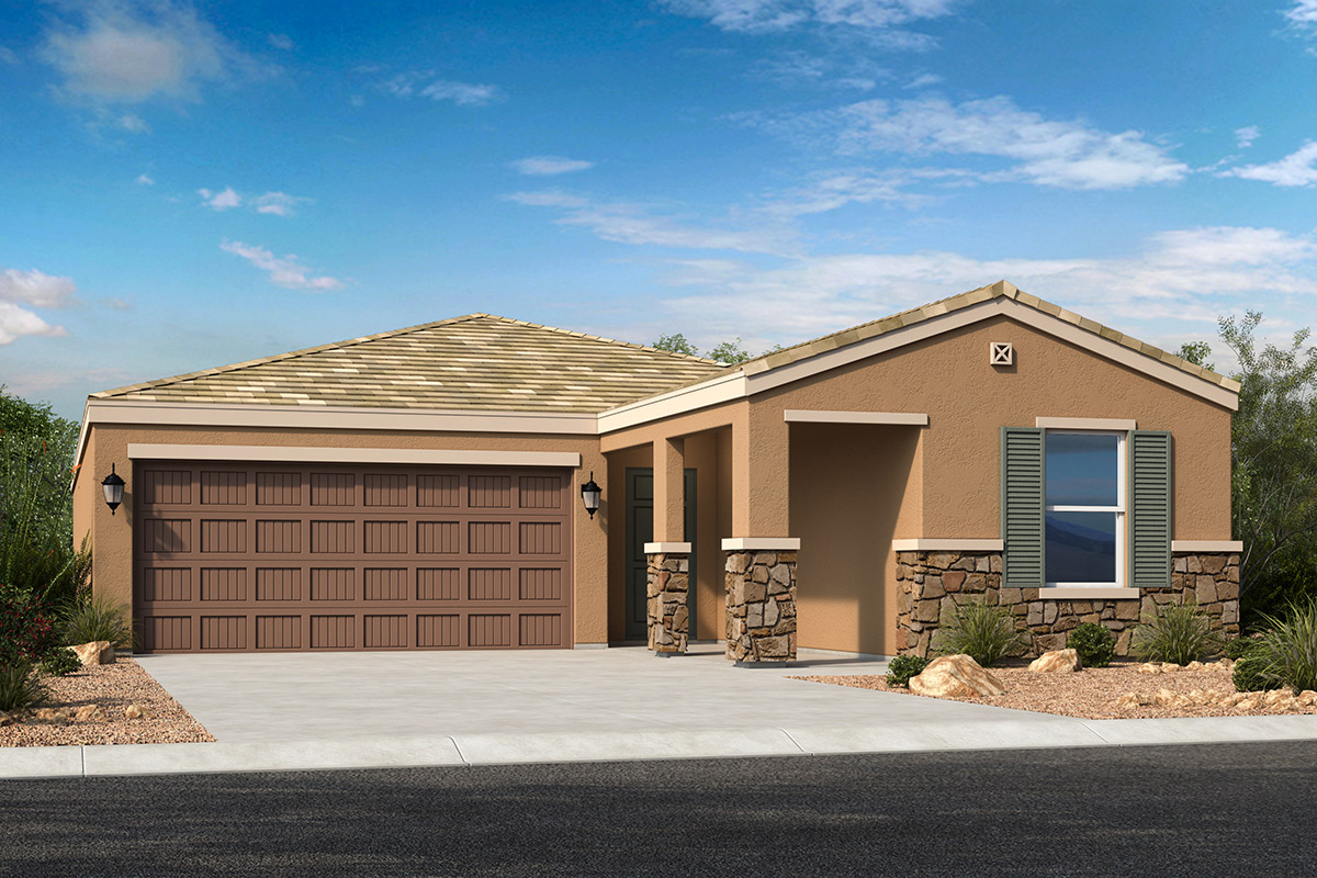 New Homes in Casa Grande, AZ - Plan 1672