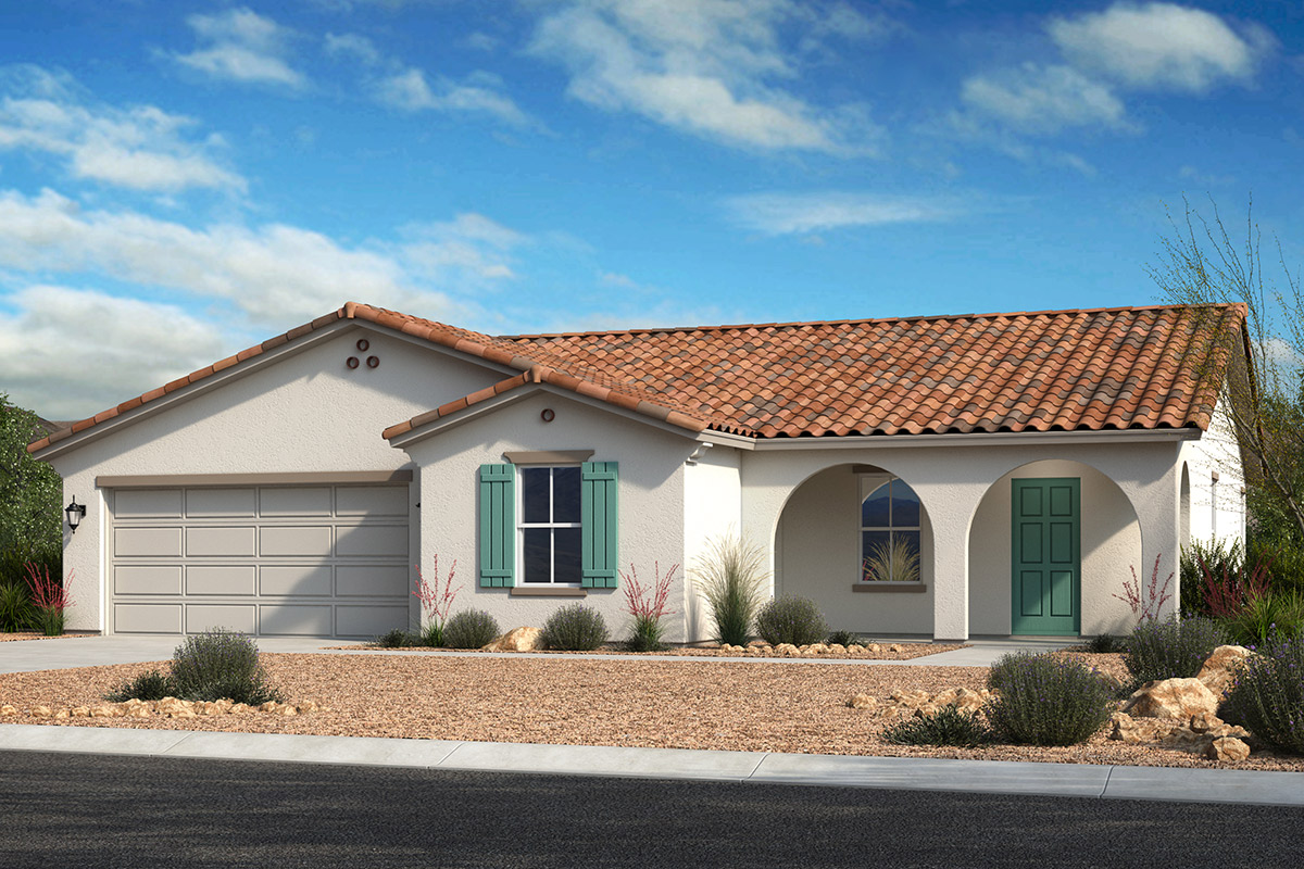 New Homes in Avondale, AZ - Plan 1708