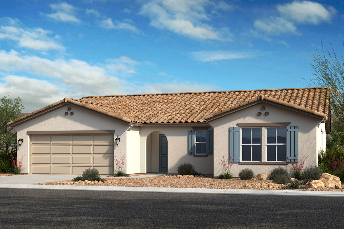 New Homes in Avondale, AZ - Plan 1860