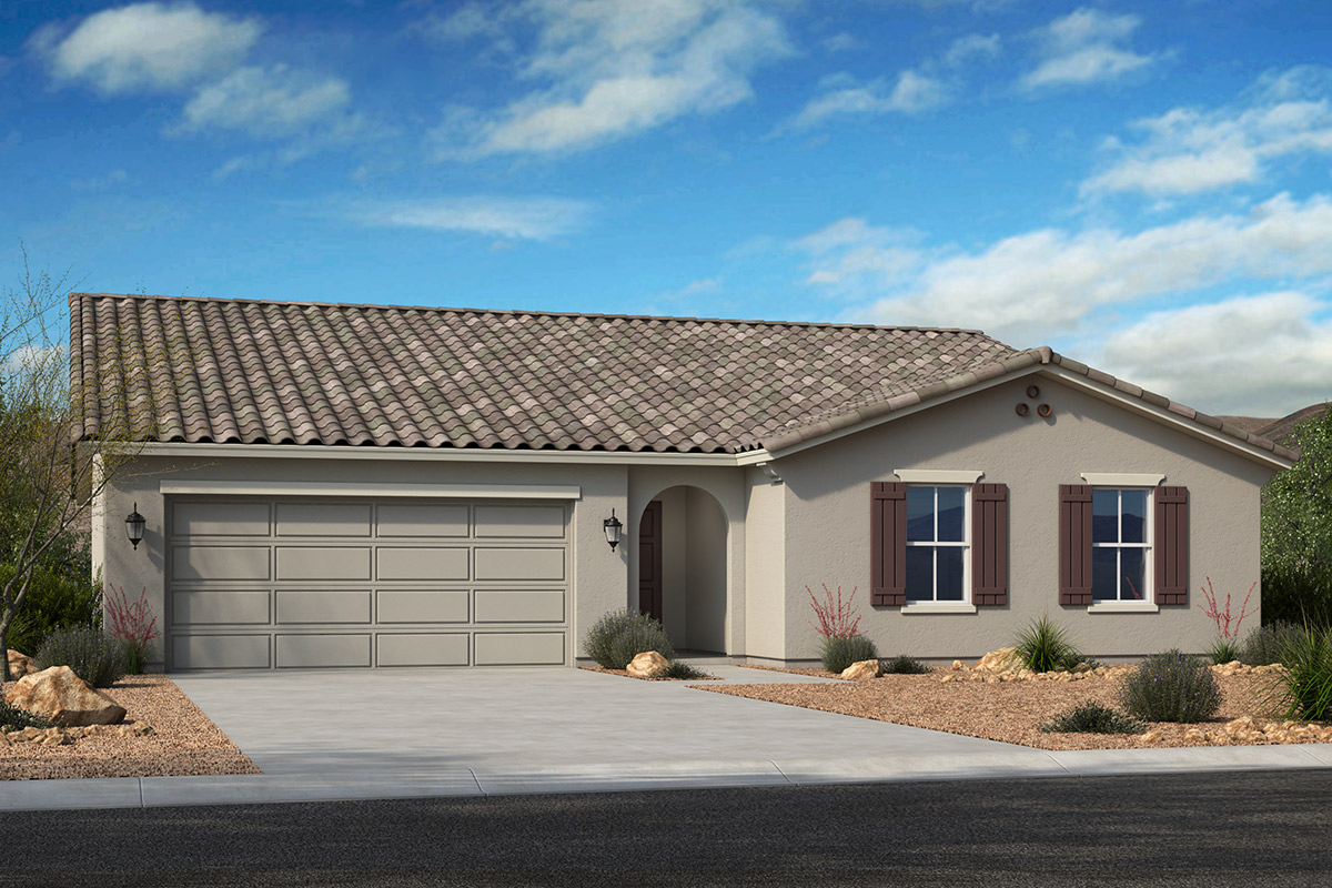 New Homes in Avondale, AZ - Elevation A