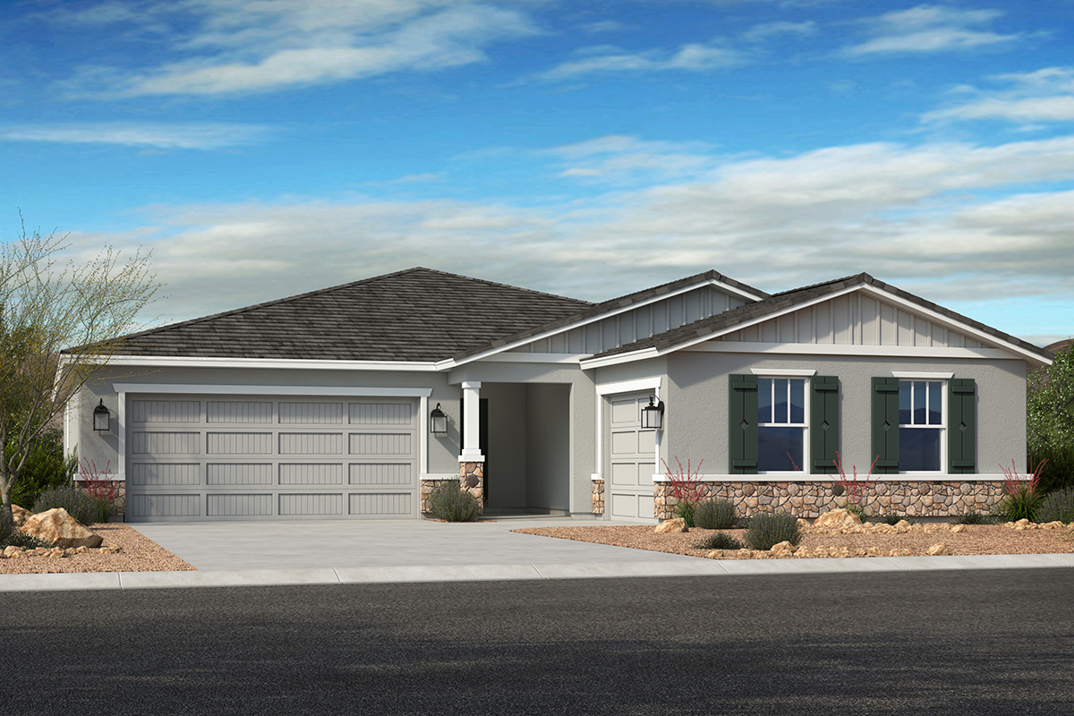 New Homes in Avondale, AZ - Oak Park Plan 2096 Elevation D