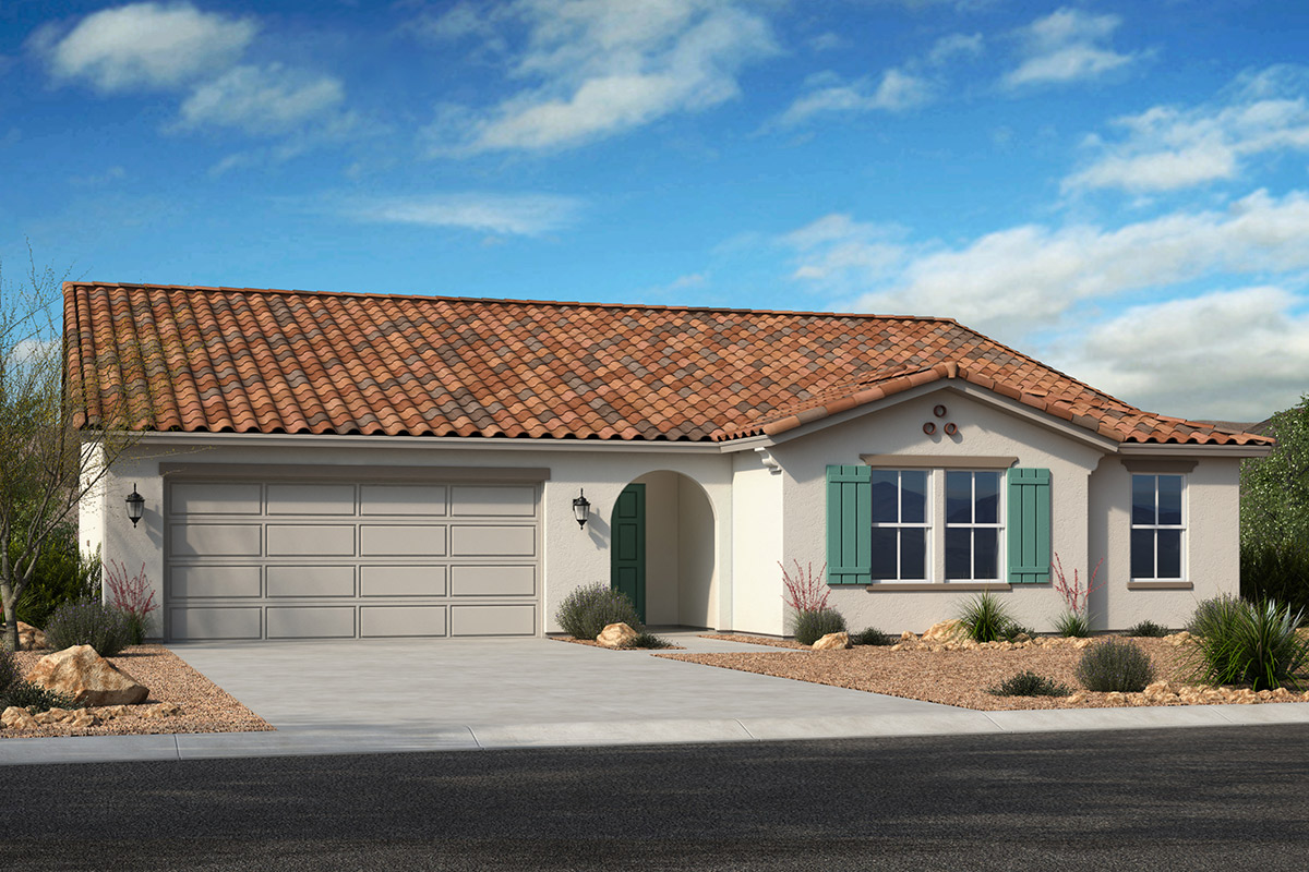 New Homes in Avondale, AZ - Oak Park Plan 2301 Elevation A