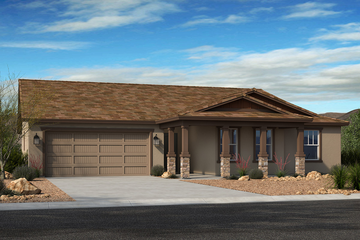 New Homes in Avondale, AZ - Elevation D