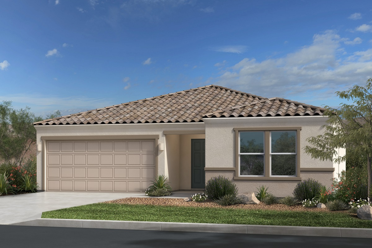 New Homes in Gold Canyon, AZ - Plan 1476 Elevation B