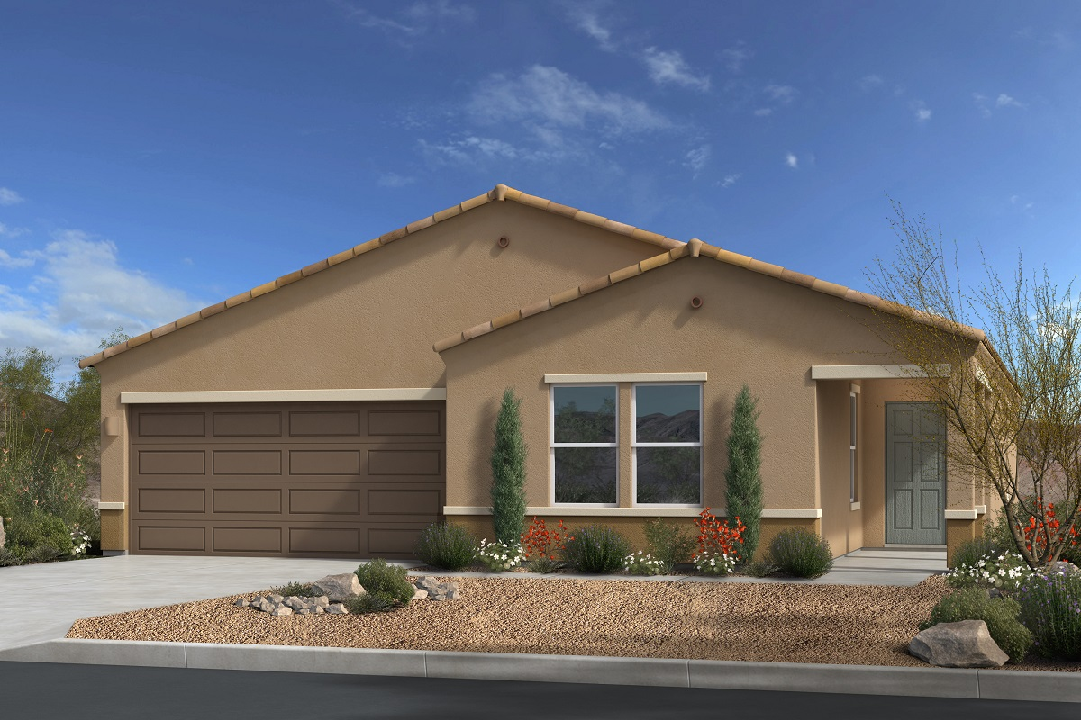 New Homes in Gold Canyon, AZ - Plan 1994 Elevation A