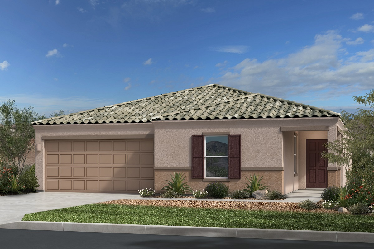 New Homes in Gold Canyon, AZ - Plan 1994 Elevation B