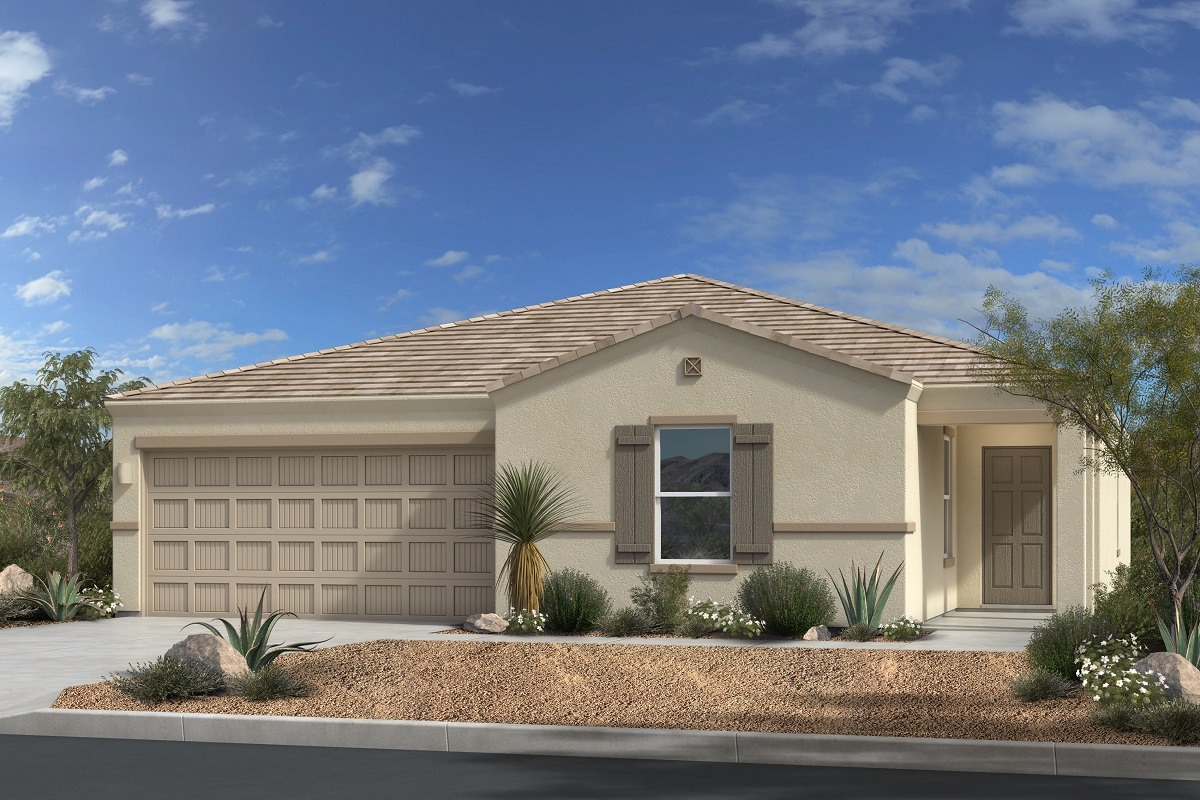 New Homes in Gold Canyon, AZ - Plan 1994 Elevation C