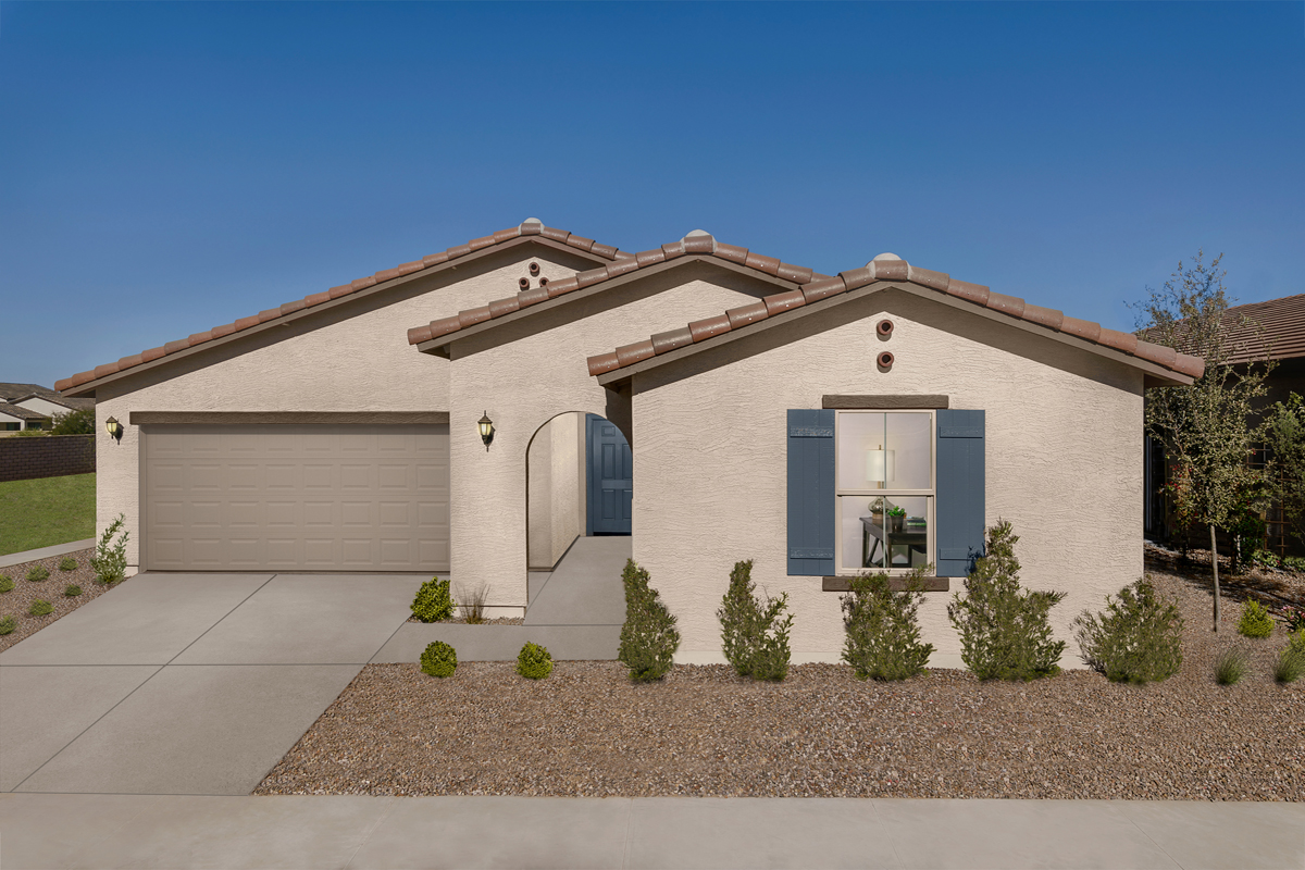 New Homes in Phoenix, AZ - Santolina at South Mountain Plan 1765