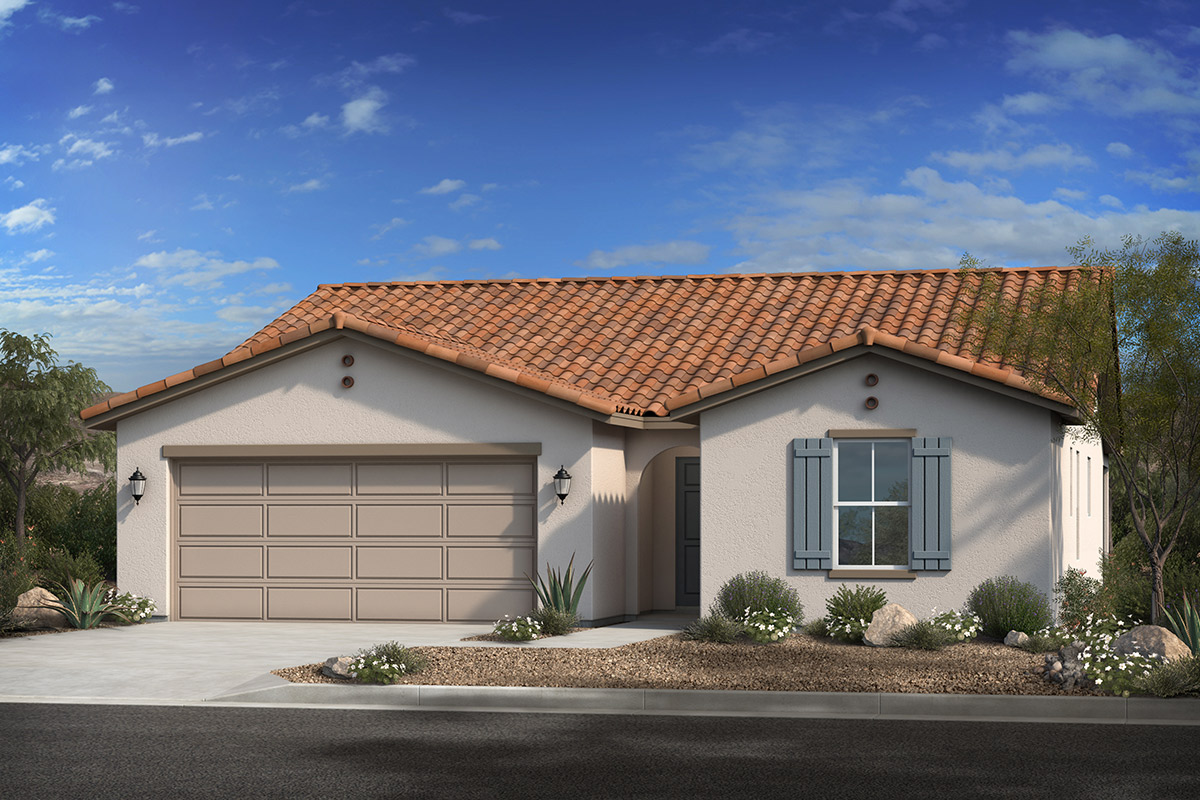 New Homes in Phoenix, AZ - Plan 1513