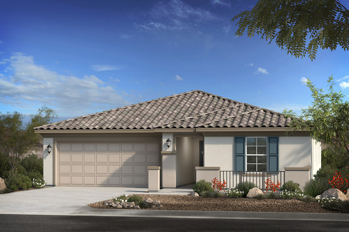 New Homes in Phoenix, AZ - Elevation B