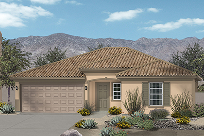 New Homes in Surprise, AZ - Elevation B