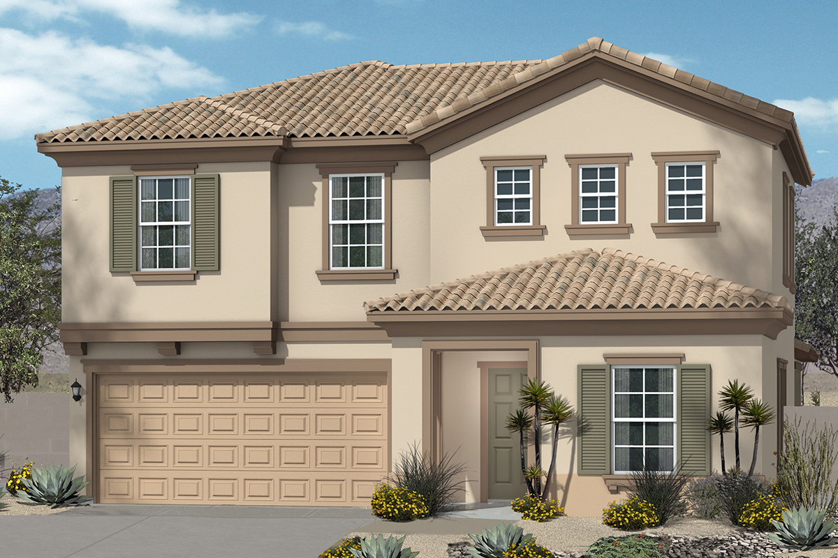 New Homes in Surprise, AZ - Plan 2537