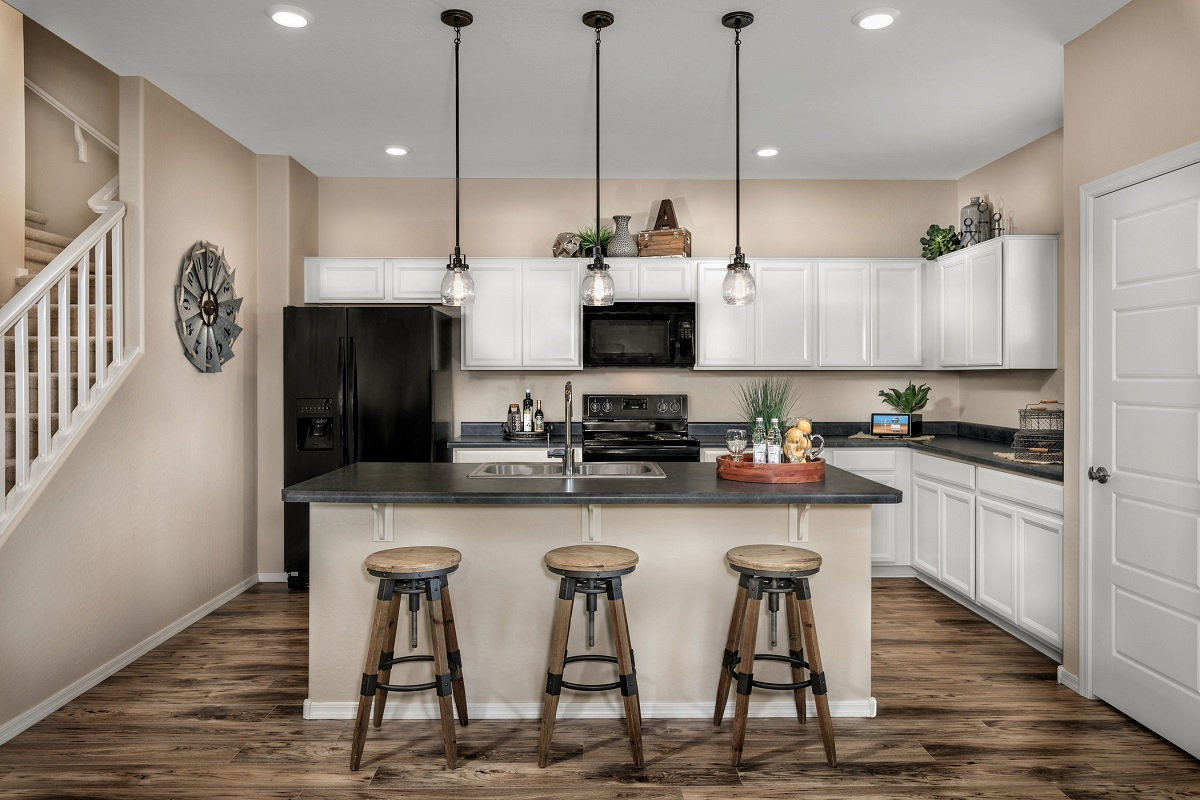 New Homes in Surprise, AZ - Villas at Sycamore Farms Plan 1932 Kitchen