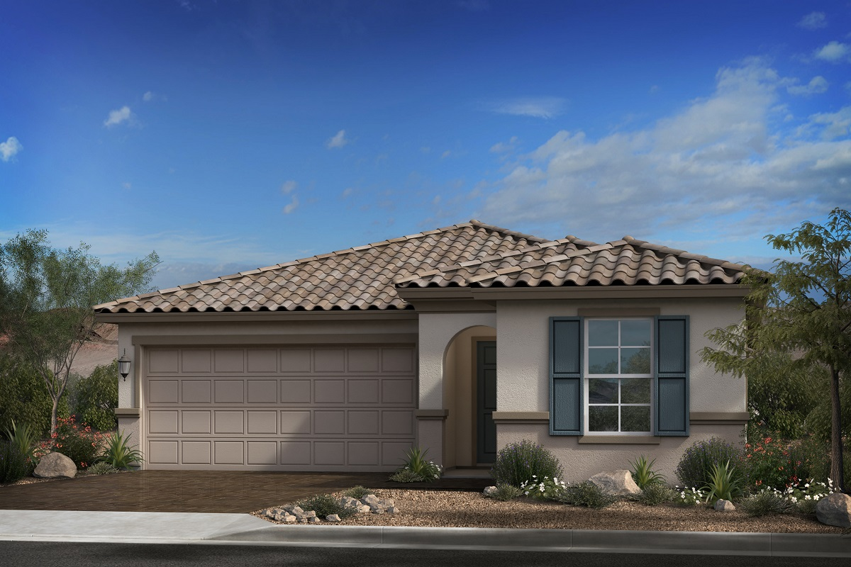 New Homes in Goodyear, AZ - Elevation B