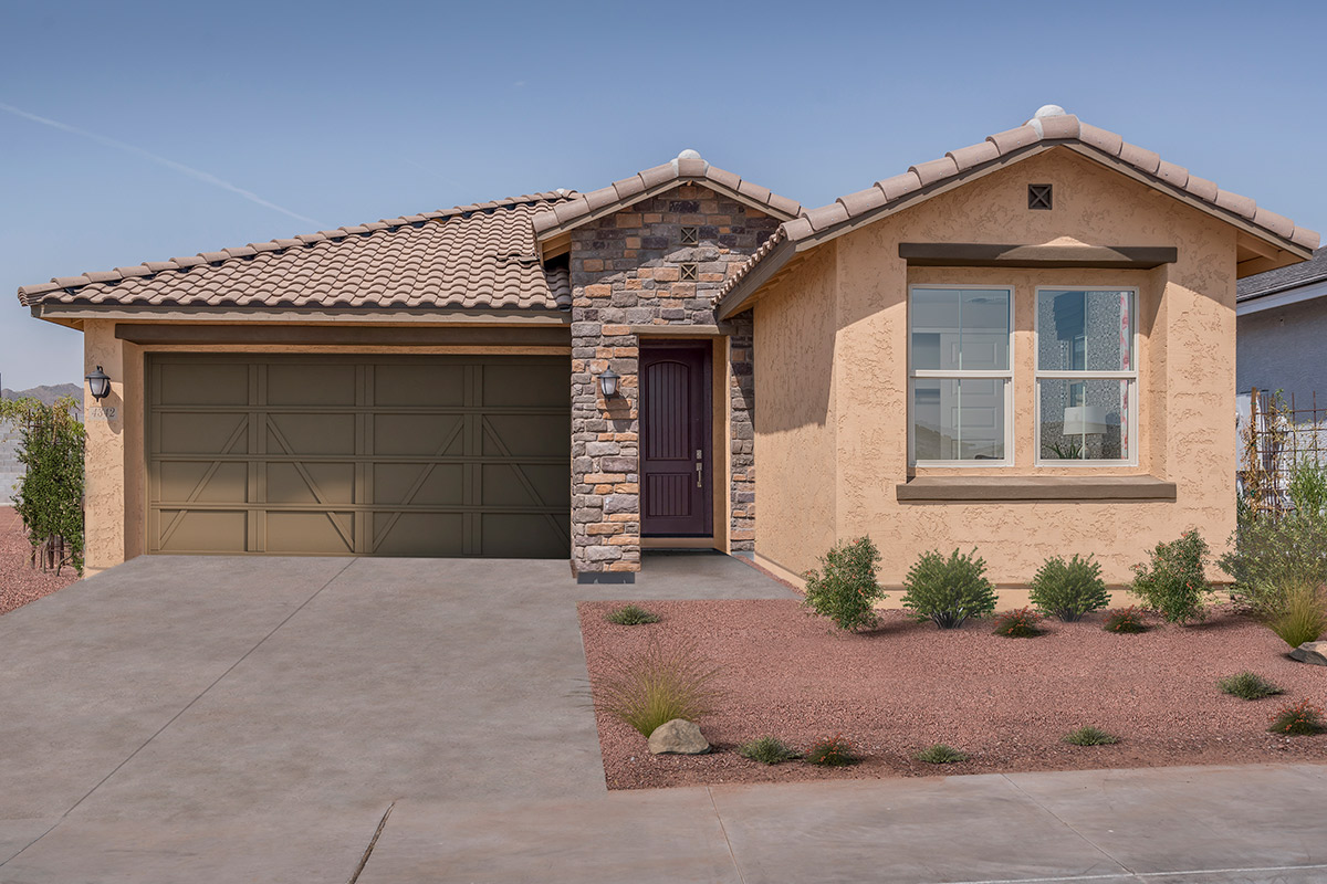 New Homes in Buckeye, AZ - The Traditions at Verrado Plan 1671