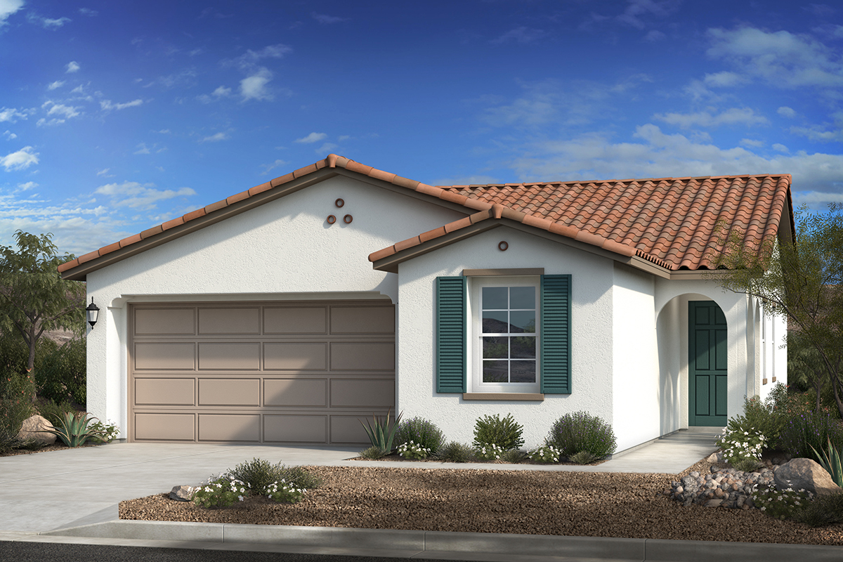 New Homes in Buckeye, AZ - Plan 1439