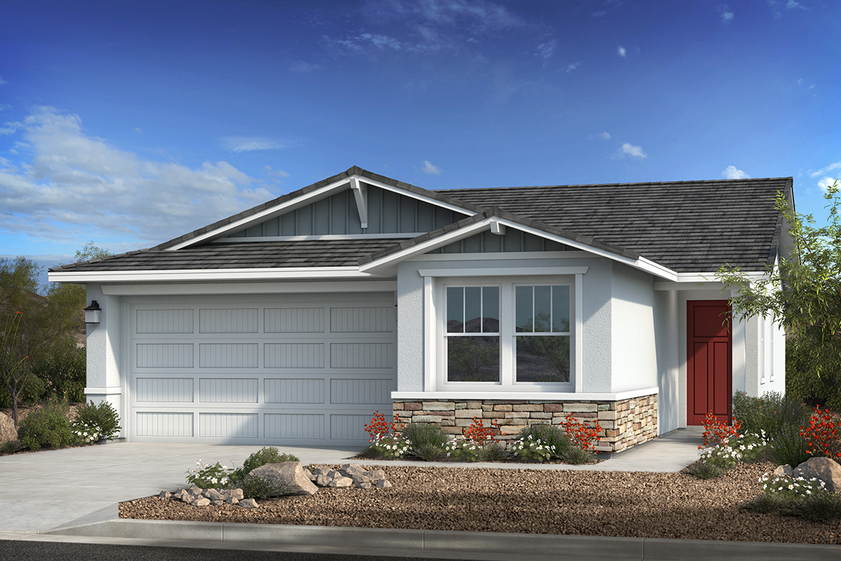 New KB quick-move-in homes available at The Traditions at Verrado in Buckeye, AZ.  is one of many quick-move-in homes to choose from.