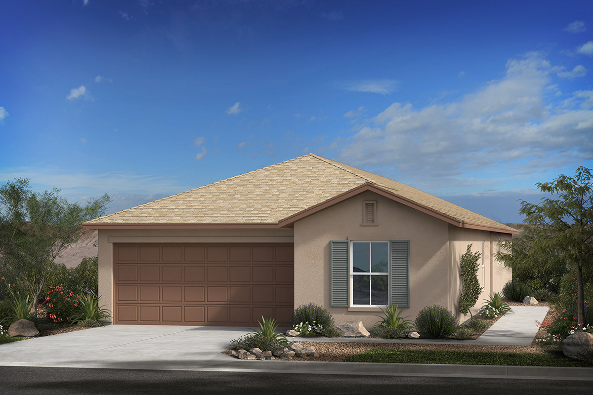 New Homes in Tucson, AZ - Arroyo Reserve Plan 1740 Elevation B