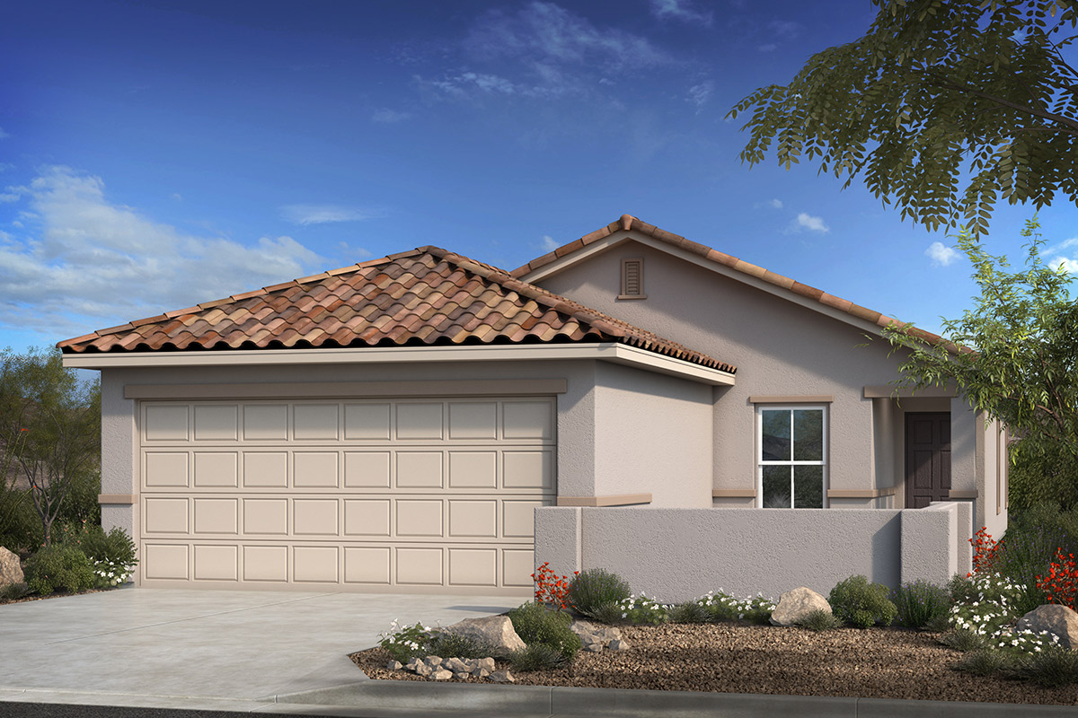 New Homes in Marana, AZ - Elevation B