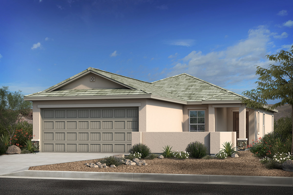 New Homes in Marana, AZ - Plan 1620