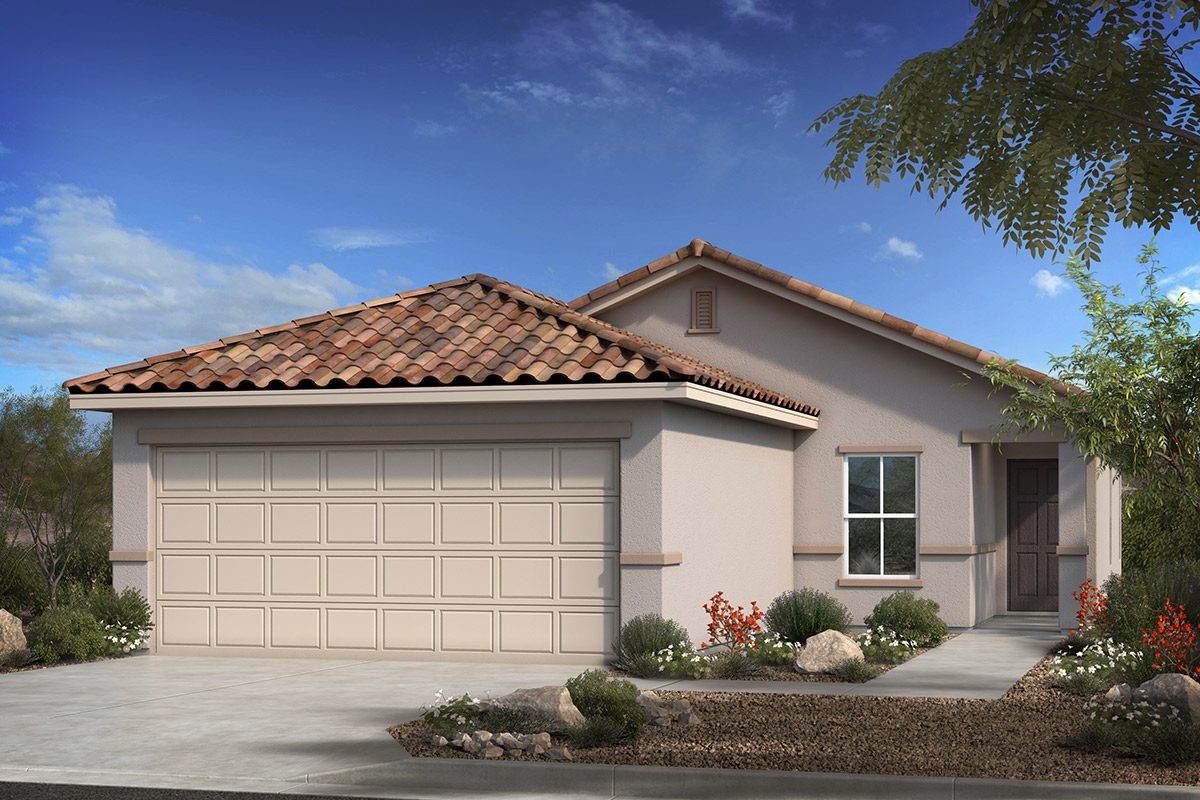 New Homes in Marana, AZ - Ashmore at Gladden Farms Plan 1465