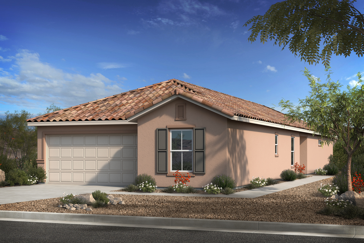 New Homes in Marana, AZ - Plan 2005