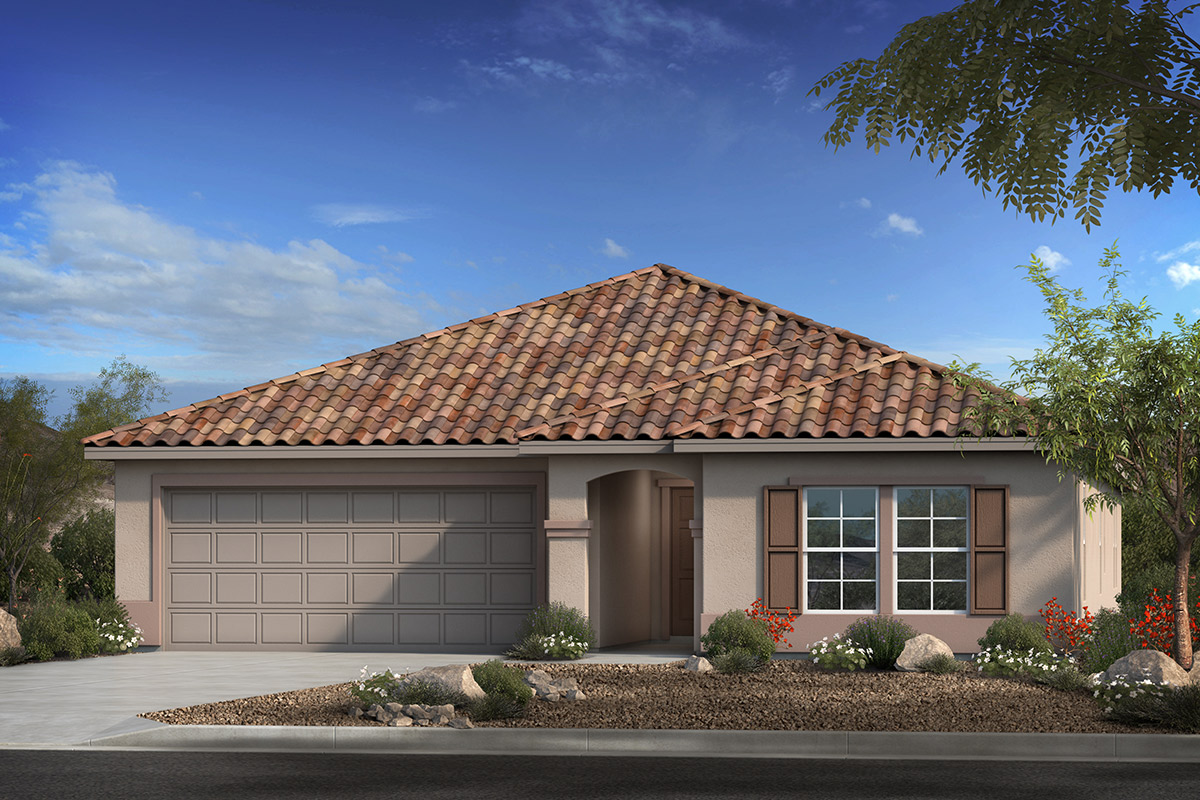 New Homes in Tucson, AZ - Plan 2591