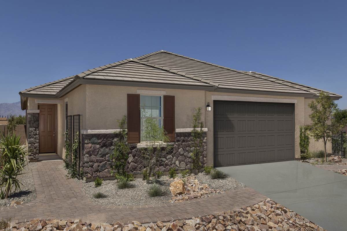 New Homes in Tucson, AZ - Bella Tierra Plan 2013